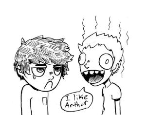 i like arthur